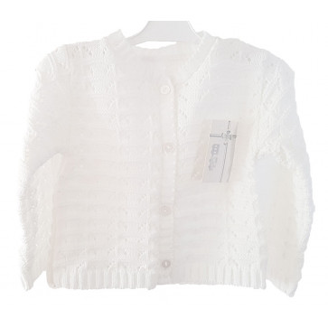 Girls Acrylic Cardigan