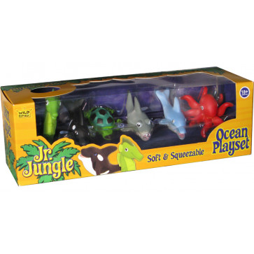 Jr. Jungle Ocean