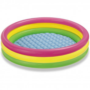 INTEX - Badebassin - Sunset Glow Pool - 147 x 33 Cm