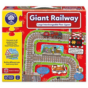 Bigjigs Toys - Giant Railway