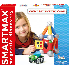 SmartMax House with car