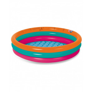 INTEX - Badebassin - 3-Rings Baby Pool - Fantasy