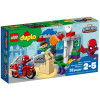 LEGO Duplo - Spider-Man og Hulks eventyr
