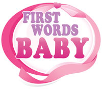 First Words Baby logo